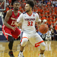 Pittsburgh's Hot Shooting Overtakes Virginia