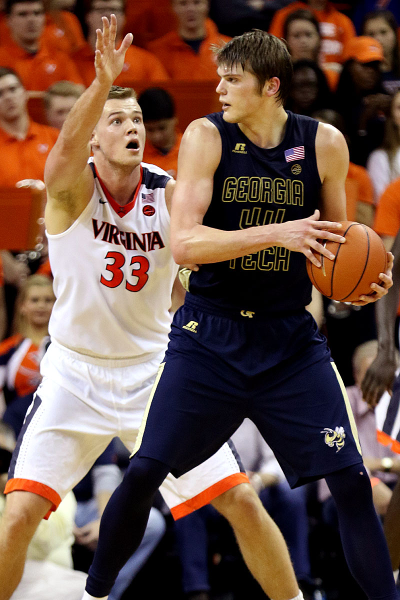 The Virginia basketball team improved to 15-3 on the season.