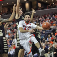 UVA Warms Up Late To Top Wake Forest