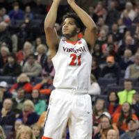 Virginia Basketball Notes: Kyle Guy's Shooting