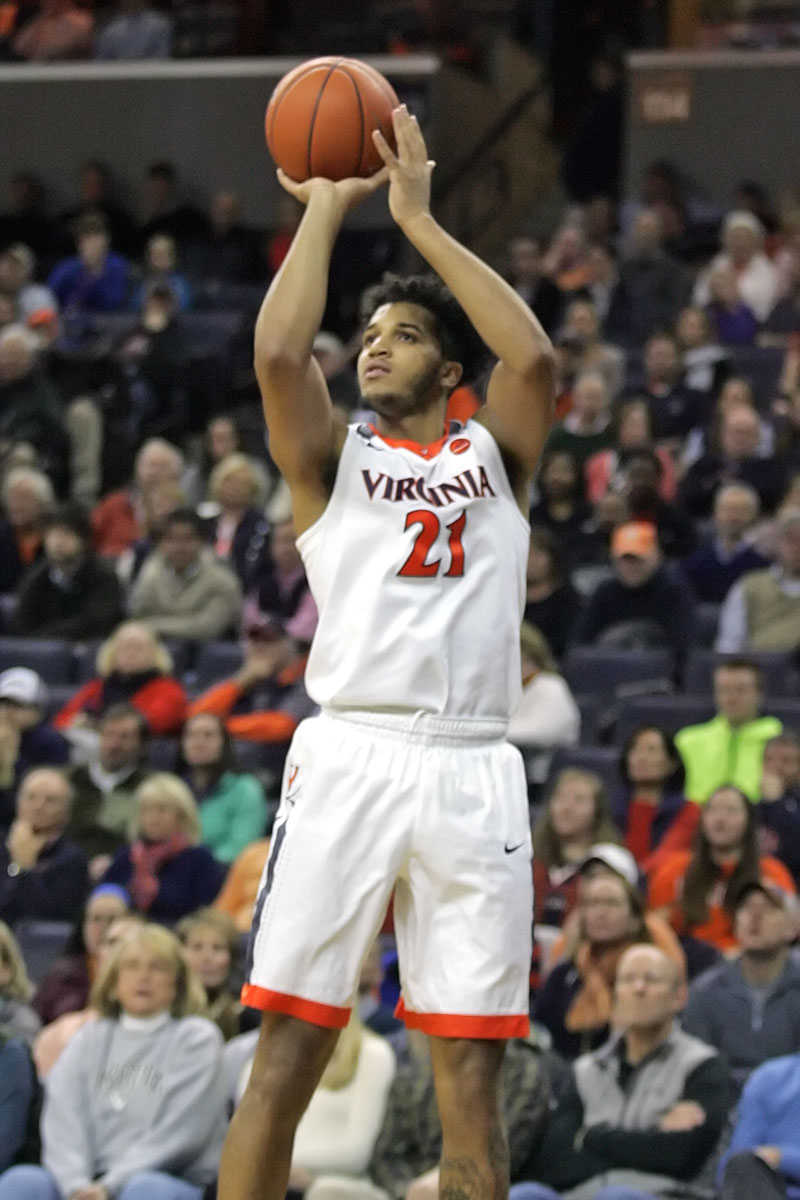 These Virginia basketball notes include Kyle Guy and Isaiah Wilkins.