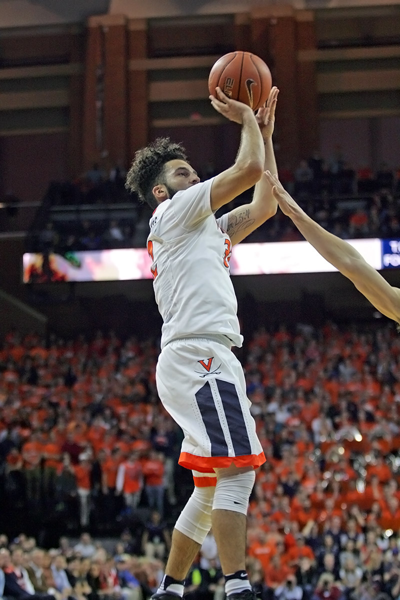 Virginia Basketball Photo Gallery: Duke | TheSabre.com