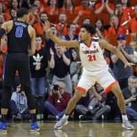 Opponent's Second Half Shooting Continues To Haunt Hoos