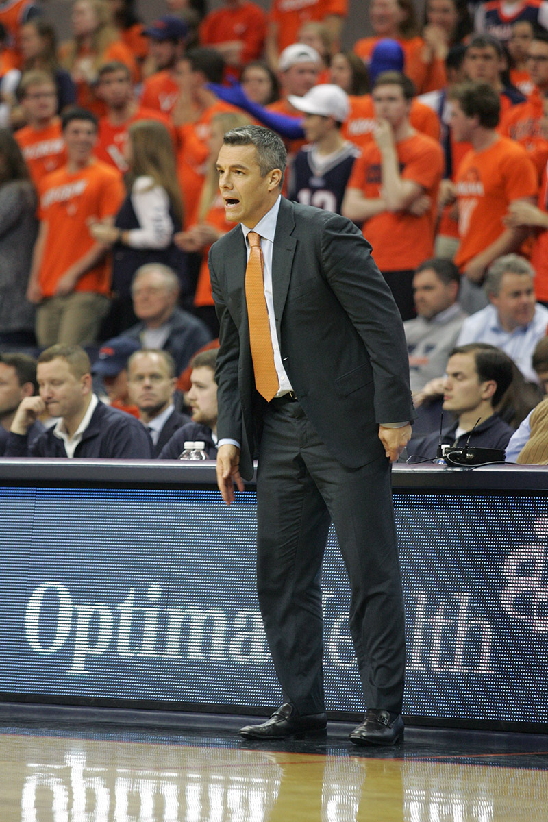 Tony Bennett has taken Virginia back to the NCAA Tournament.