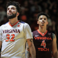 Hokies Slide By Hoos In Double Overtime