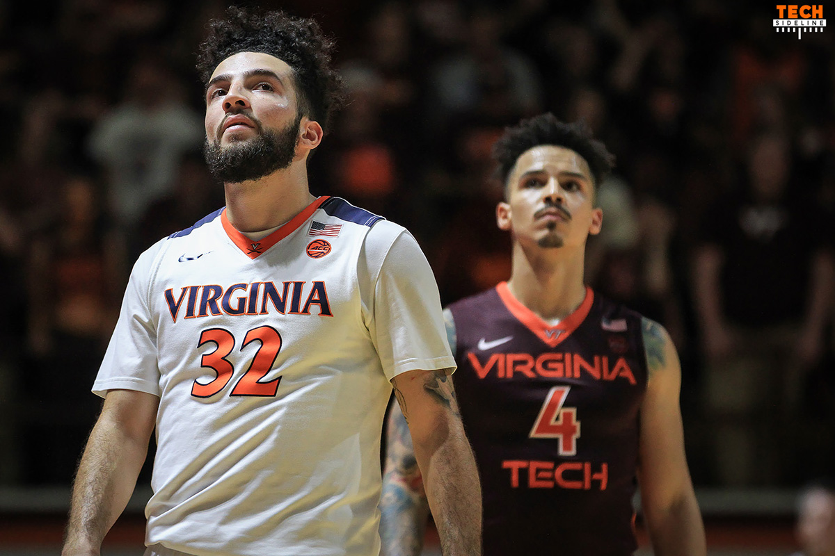 Virginia droped its third straight road game.