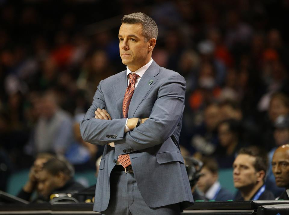 The Virginia basketball team fell to Notre Dame in Brooklyn.