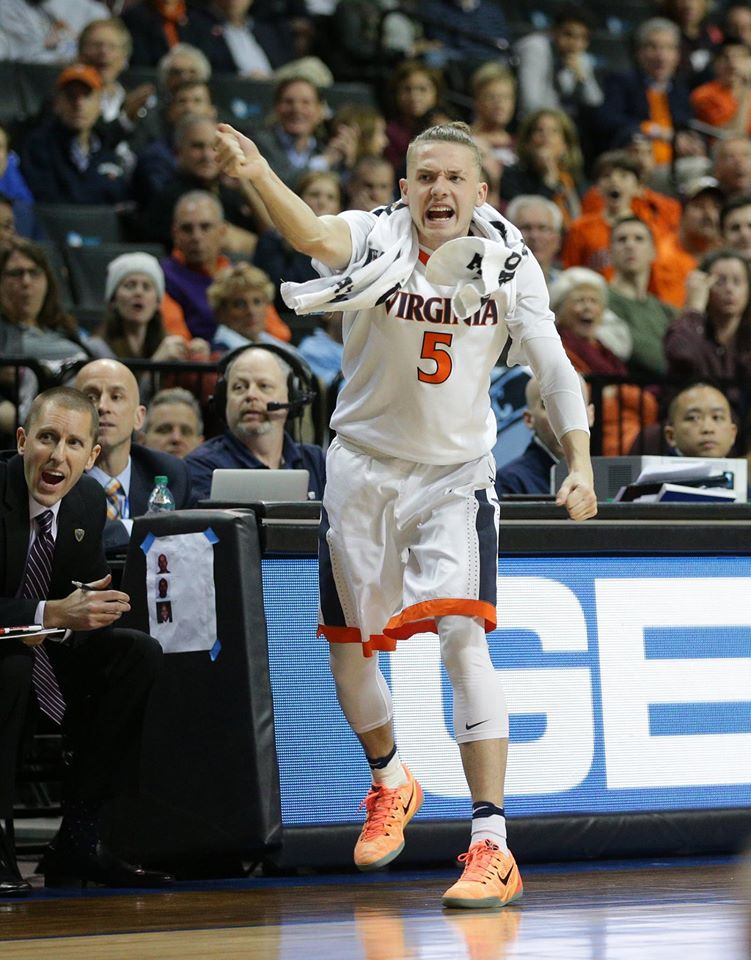 A quick take Q&A with Kyle Guy.