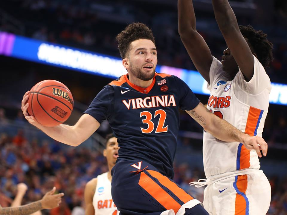 Florida ousted the Virginia basketball team in the NCAA Tournament.