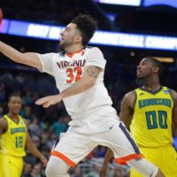 Virginia Scraps Plans, Rallies Past UNC Wilmington