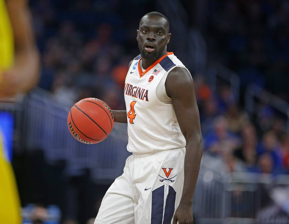 Photo courtesy Matt Riley/Virginia Athletics - check out more photos from him here.