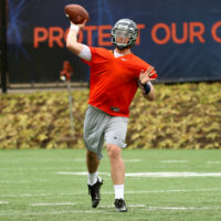 Spring Football 2017:  Five Things To Watch On Offense