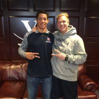 Patrick Henry WR/DB Kaleb Smith Returning To UVA Tomorrow