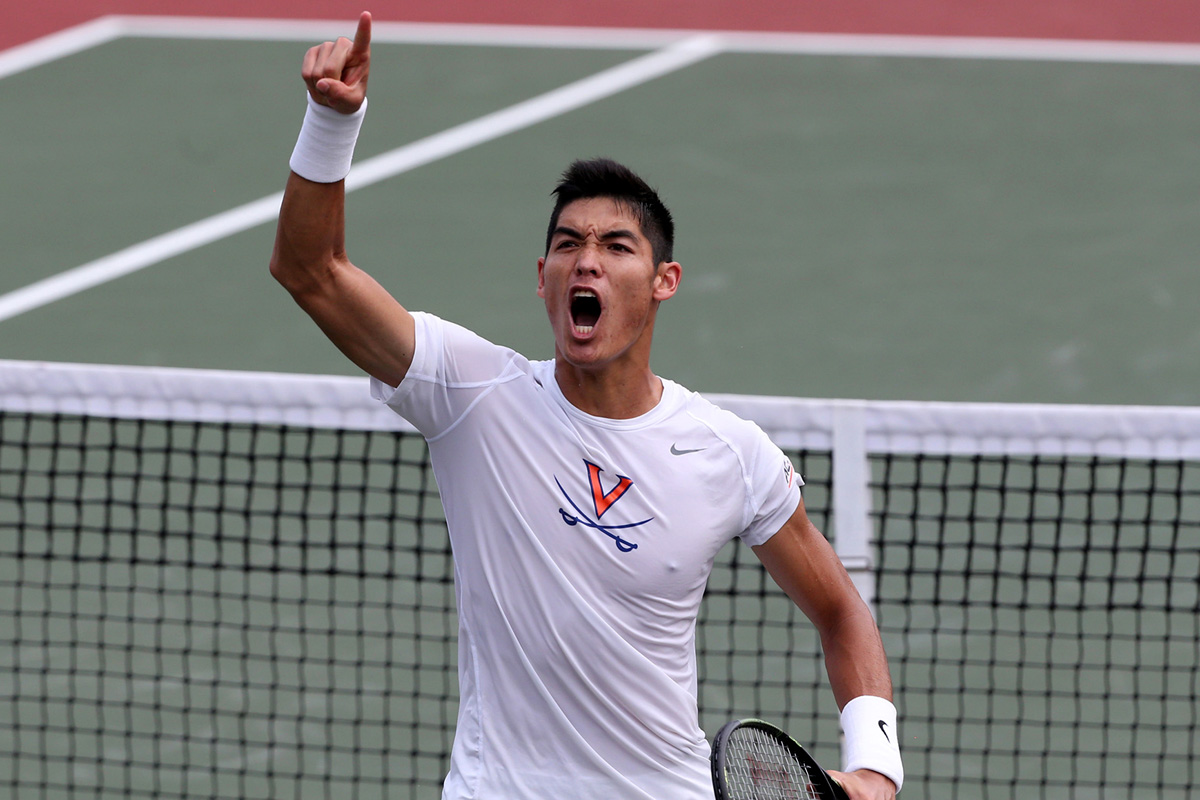 The Virginia men's tennis team will play for its third straight National Championship.