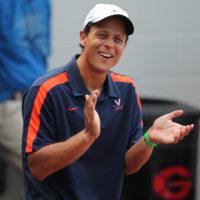 Andres Pedroso Returns To Virginia Tennis