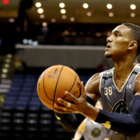 Familiar Feel For Musa Jallow For Top 100 Camp At Virginia