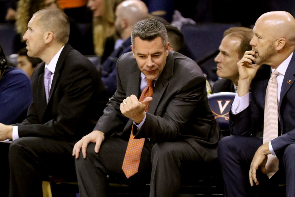 Tony Bennett's Virginia basketball program is based in a disciplined approach.