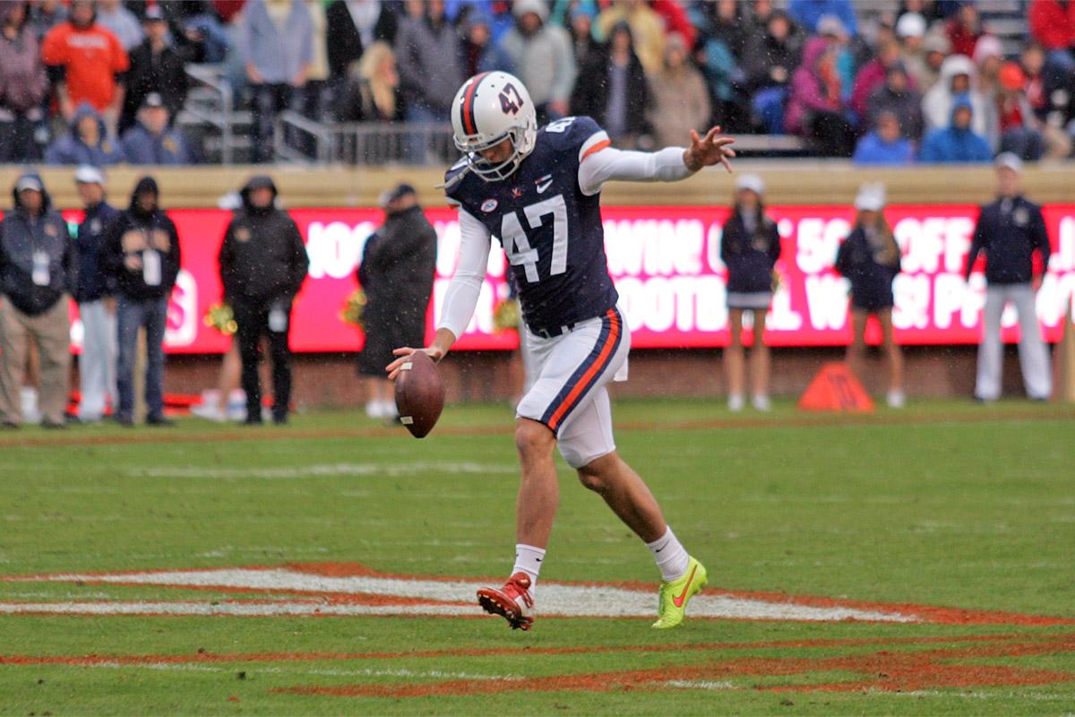 Virginia kicks off its season in fewer than 75 days.