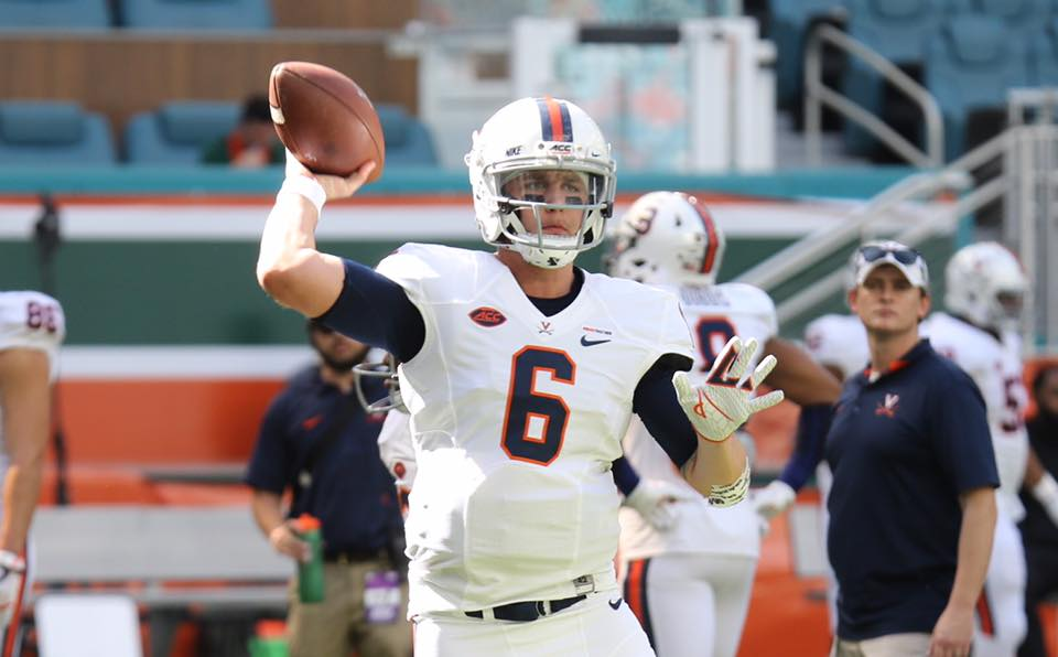 The Virginia football team led by two touchdowns, but Miami rallied to win.
