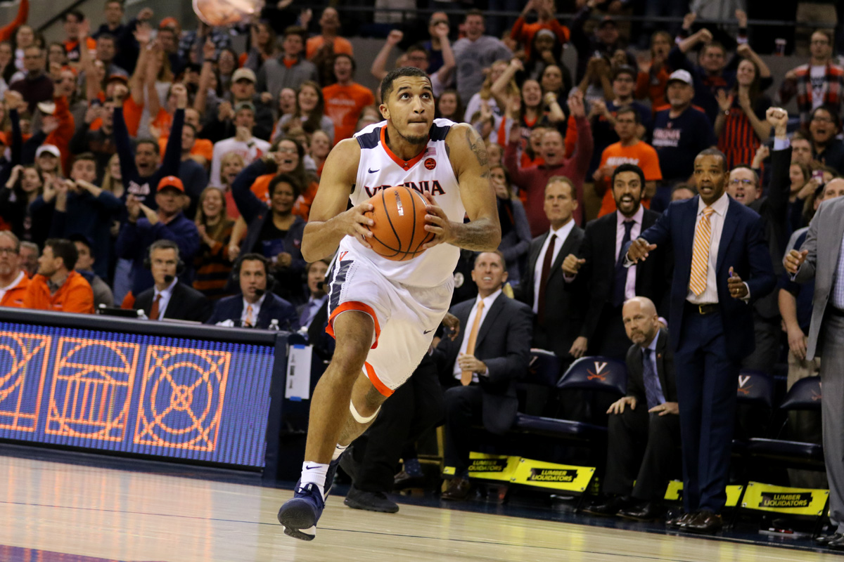 Ty Jerome and Isaiah Wilkins had big days for the Virginia basketball team.