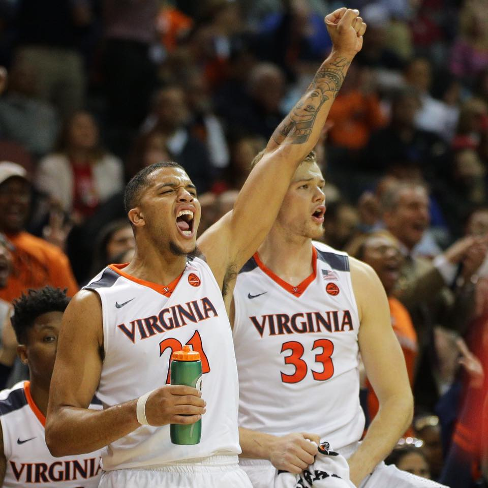 Virginia has won 29 games this season.