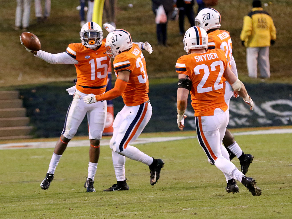 Three List Game Preview Virginia Football Looks To Break