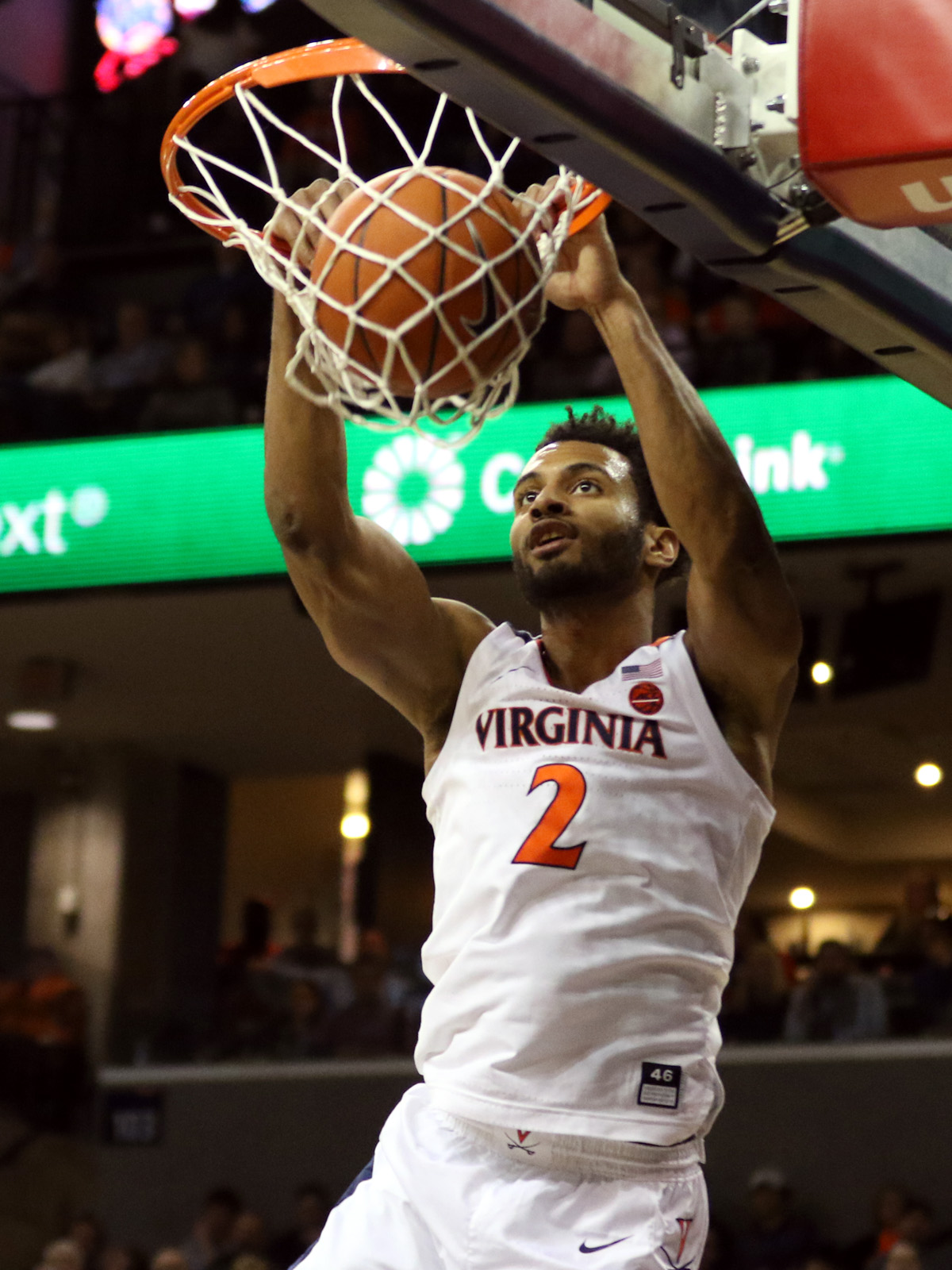 Virginia is 26-2 on the season.