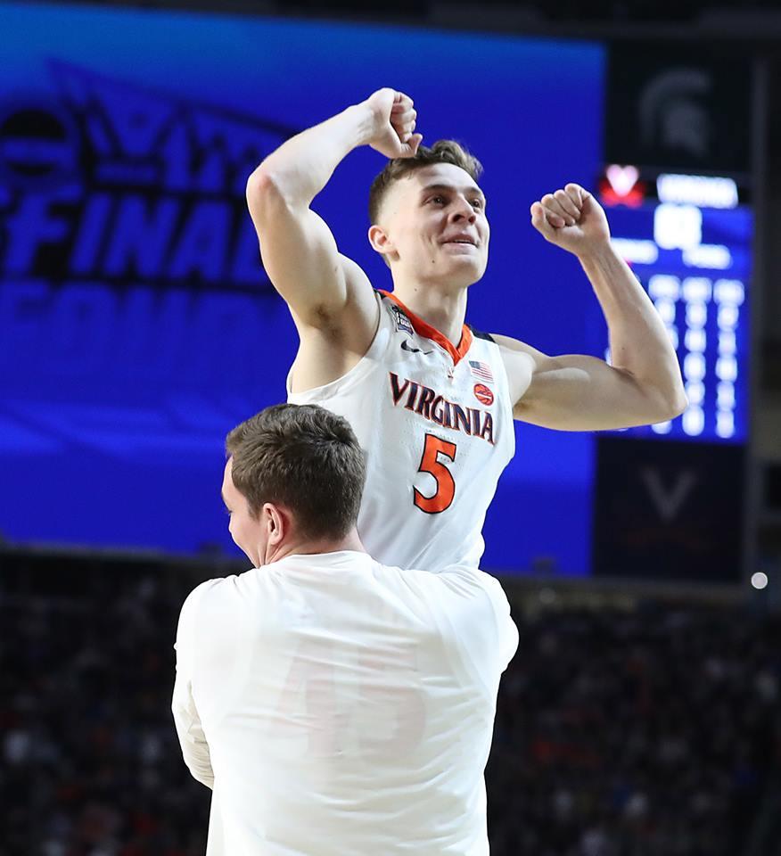 Virginia won the 2019 title.