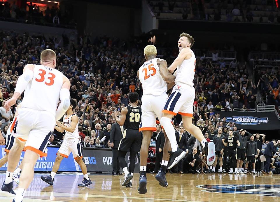 The 25 Seconds That Changed Virginia's March Madness Story