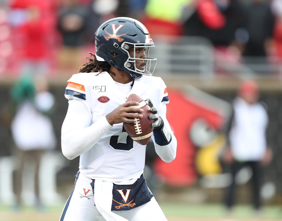 The Hoos are 5-3 this season.