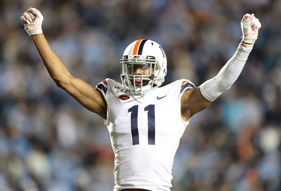 Virginia is bowl eligible for the third straight season.