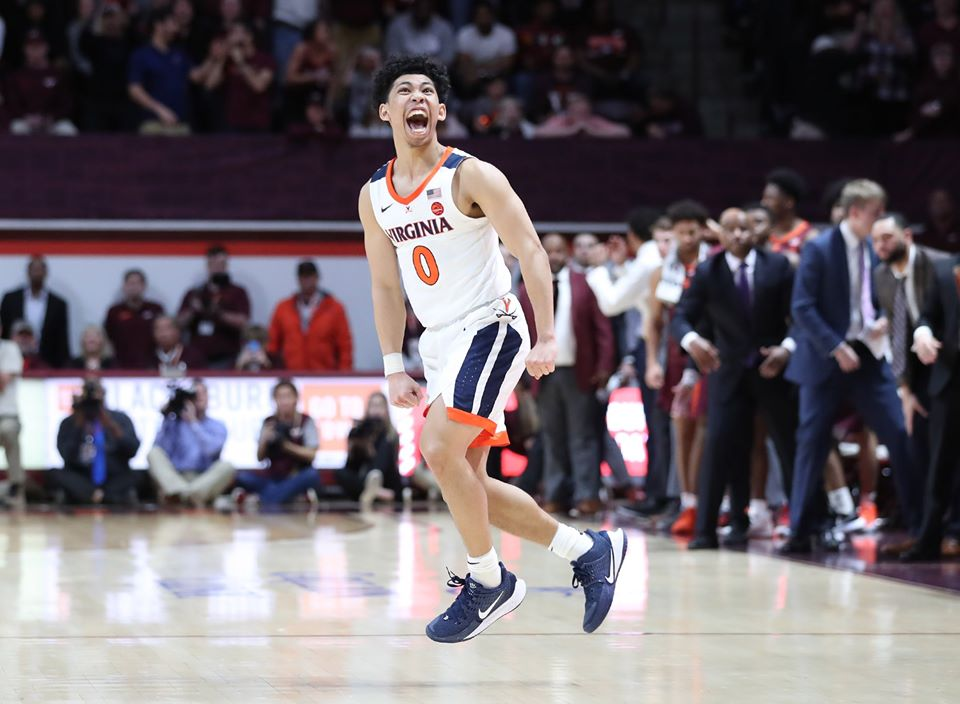 Virginia has won 20 games.