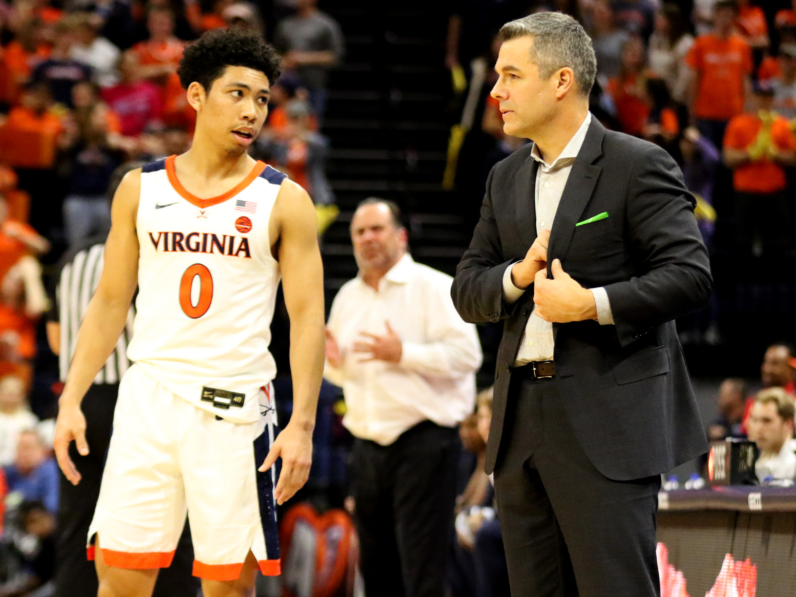 Virginia finished last season strong with 11 wins in its final 12 games.
