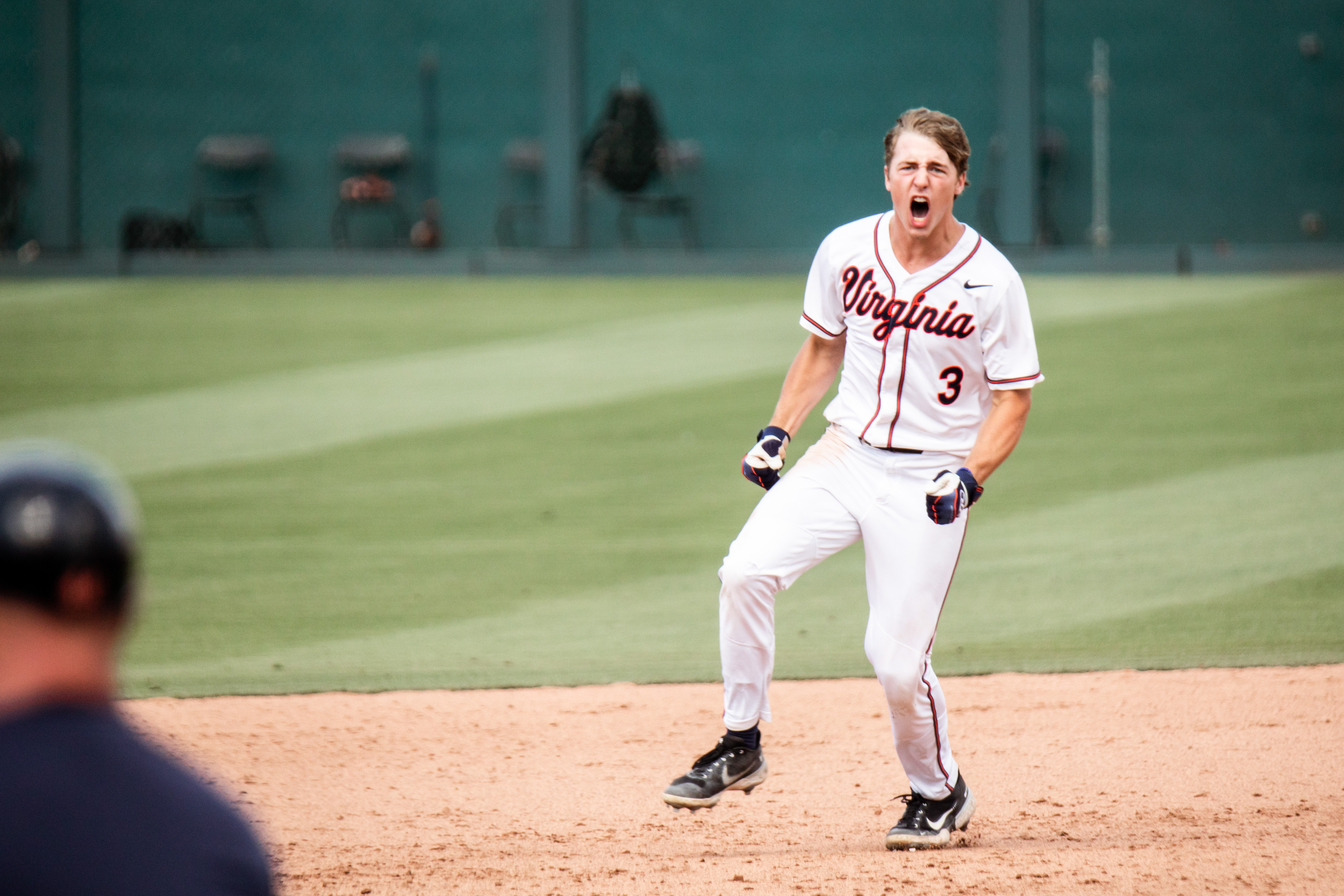Virginia is going to Omaha for the fifth time under Brian O'Connor.